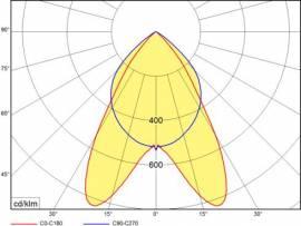 Modus Eval - 52W 4300lm 4000K - L=1522 - Bild vergrößern