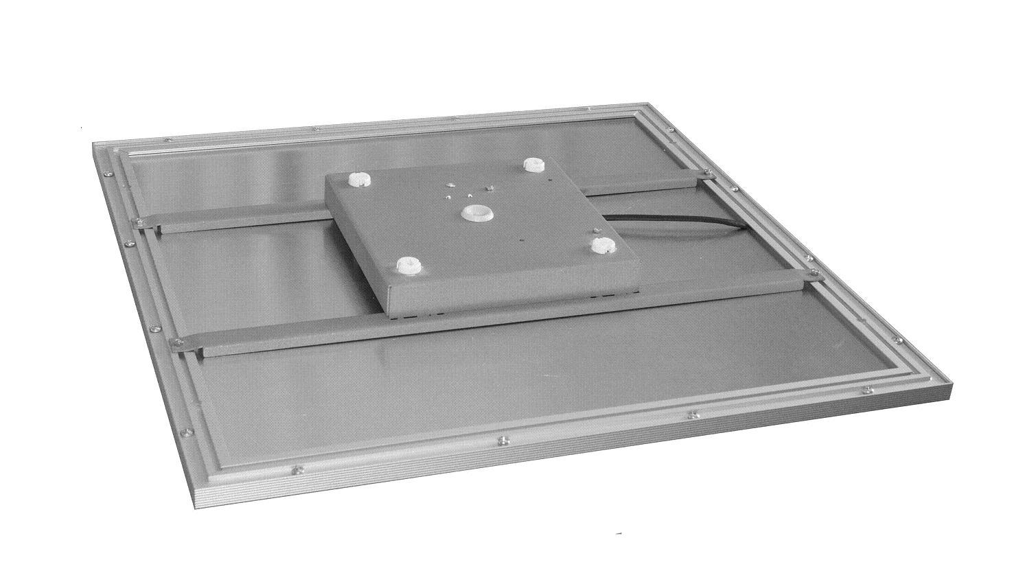 modus qp led panel 55w 5600lm 3800k 625x625 bestellen. Black Bedroom Furniture Sets. Home Design Ideas